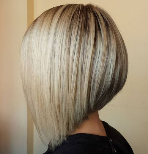 50 Bob Hairstyles for Round Faces that Looks Gorgeous ae40baf2f9308cd85ee2f60672c3311d