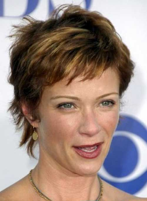 29 Short Shaggy Hairstyles for Women Over 50 (Updated 2021) 74659925955393a1586c9ff3de567be2