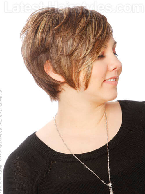 100 Short Haircut Styles for Over 50 Women in 2021 840d9291884dd78d3bc4a0ae4e7c84b8
