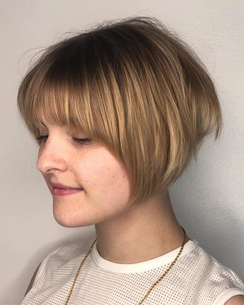 100 Short Haircut Styles for Over 50 Women in 2021 89c4fd09c17e1c04895a6758a5838370