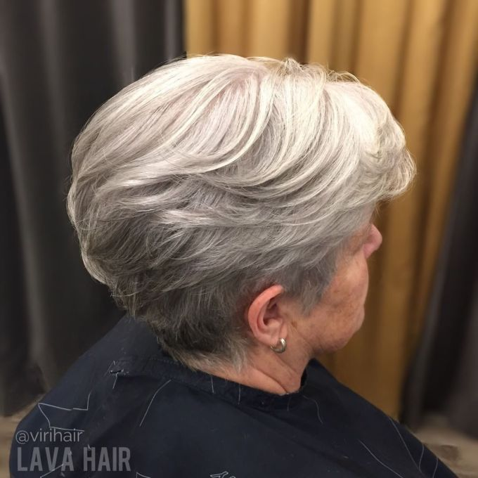 10 Permed Short Haircut Styles for Older Women in 2021 b08ab9ebc7cd8d6ed67b200aa1a8b3df