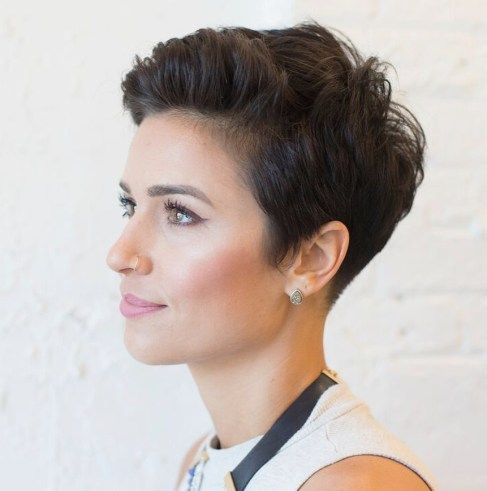 17 Tapered Pixie Haircut Styles for Women Over 50 in 2021 c23e0faccf9f6eb5c90a4b17e24bdb05
