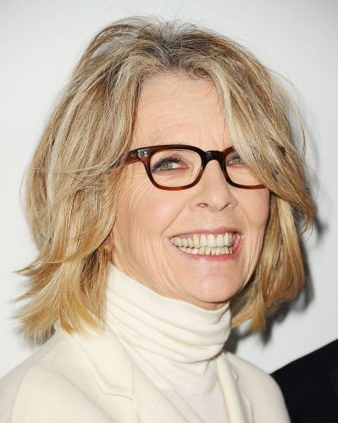 56 Short Hairstyles for Women Over 60 with Glasses (Updated 2021) d7dcde4444452b6049587cd78d1cb2ed