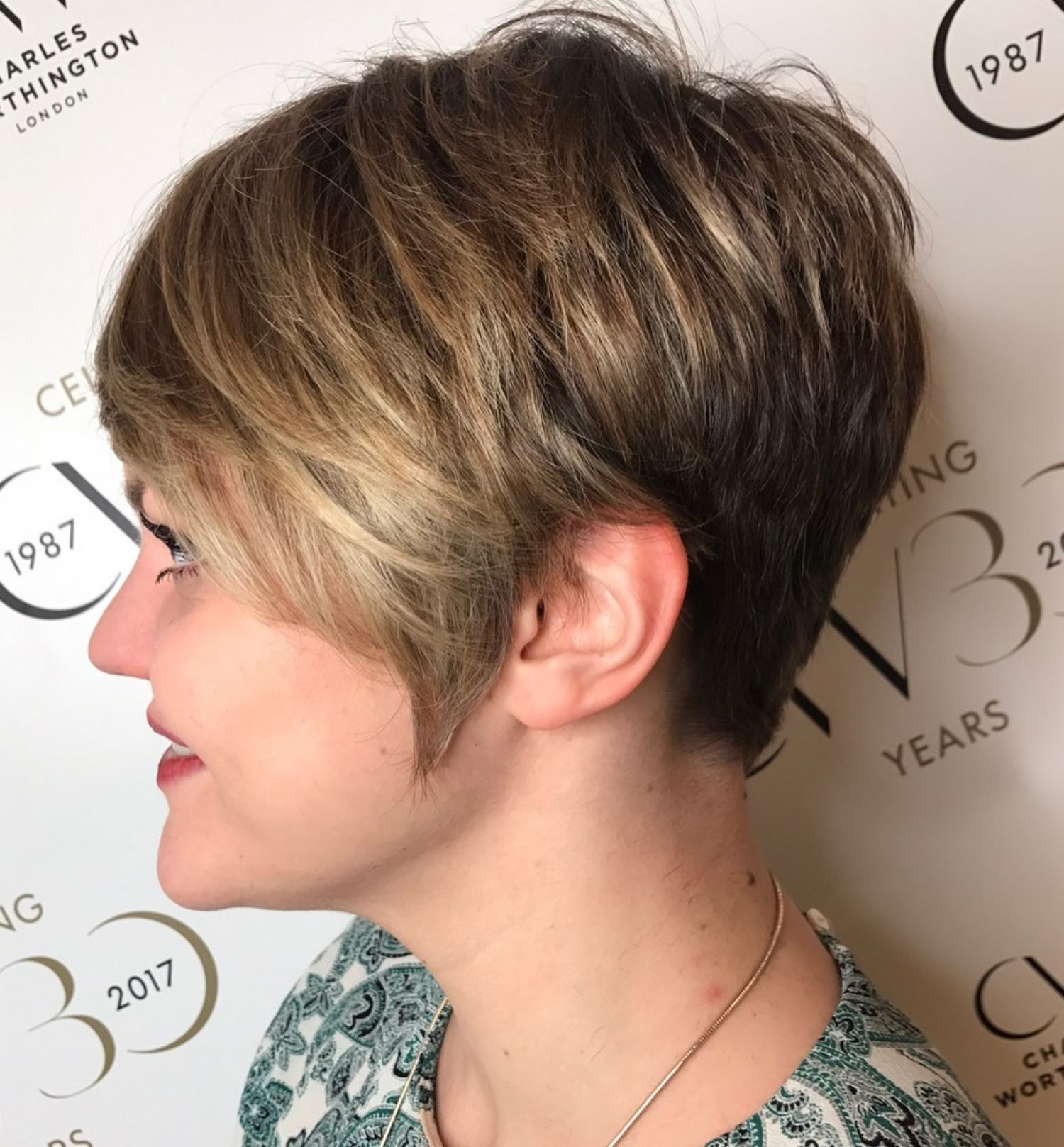 100 Short Haircut Styles for Over 50 Women in 2021 d810db19610b1d67873e7ceb6bb9b2a3