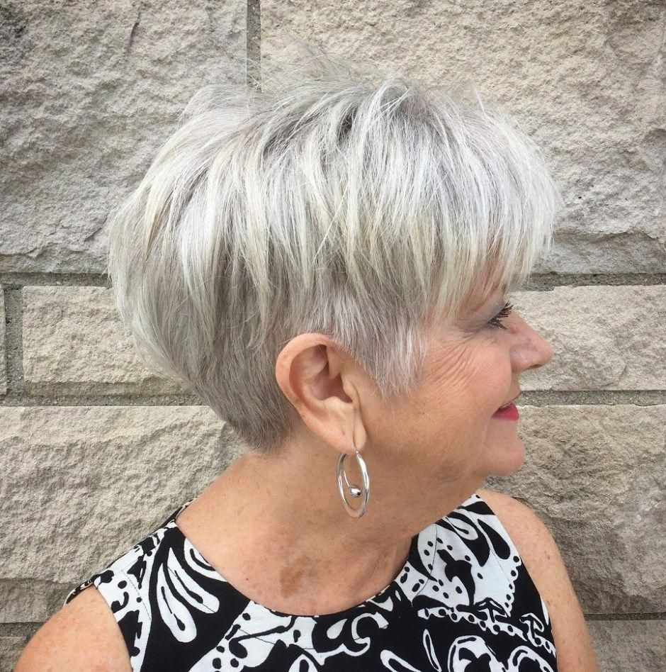 17 Tapered Pixie Haircut Styles for Women Over 50 in 2021 d889074e26215b47dd6ab6f7ba12b9f3