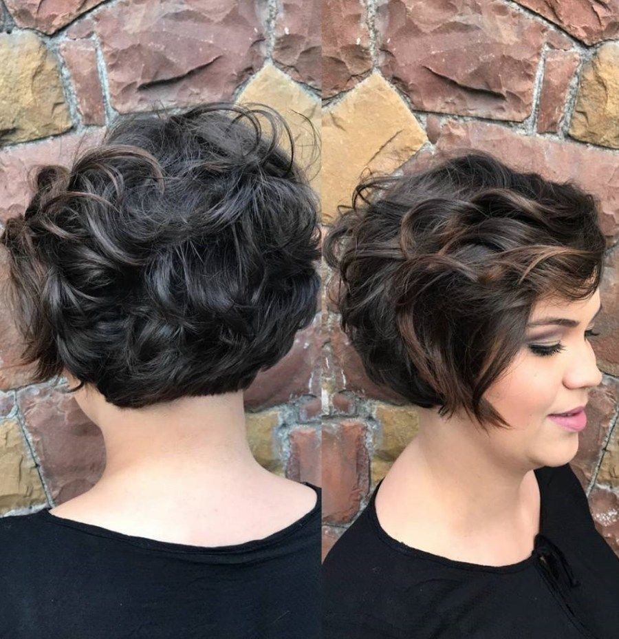 100 Short Haircut Styles for Over 50 Women in 2021 fc622f910880583b4dbbc100fc6956c4
