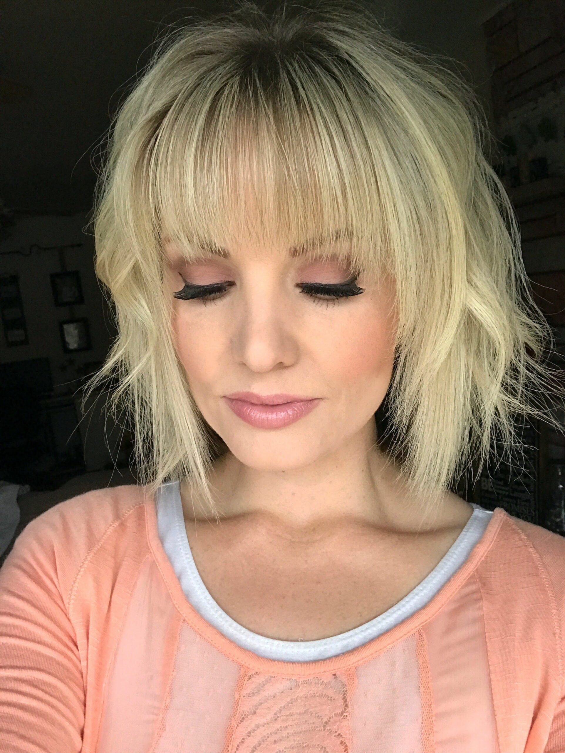 47 Best Shag Haircuts for Women over 50 That Is Easy To Try in 2021 1cee0230f87067b7dfc8c104302f65c4-scaled