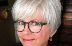 99 Cute Short Haircuts for Women Over 50 (Updated 2021) 41beec21c7e38cfc708cee9f0e083008-235x150