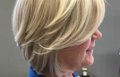 99 Cute Short Haircuts for Women Over 50 (Updated 2021) 65180bb551536ec9ab8c73d36678796a-235x150