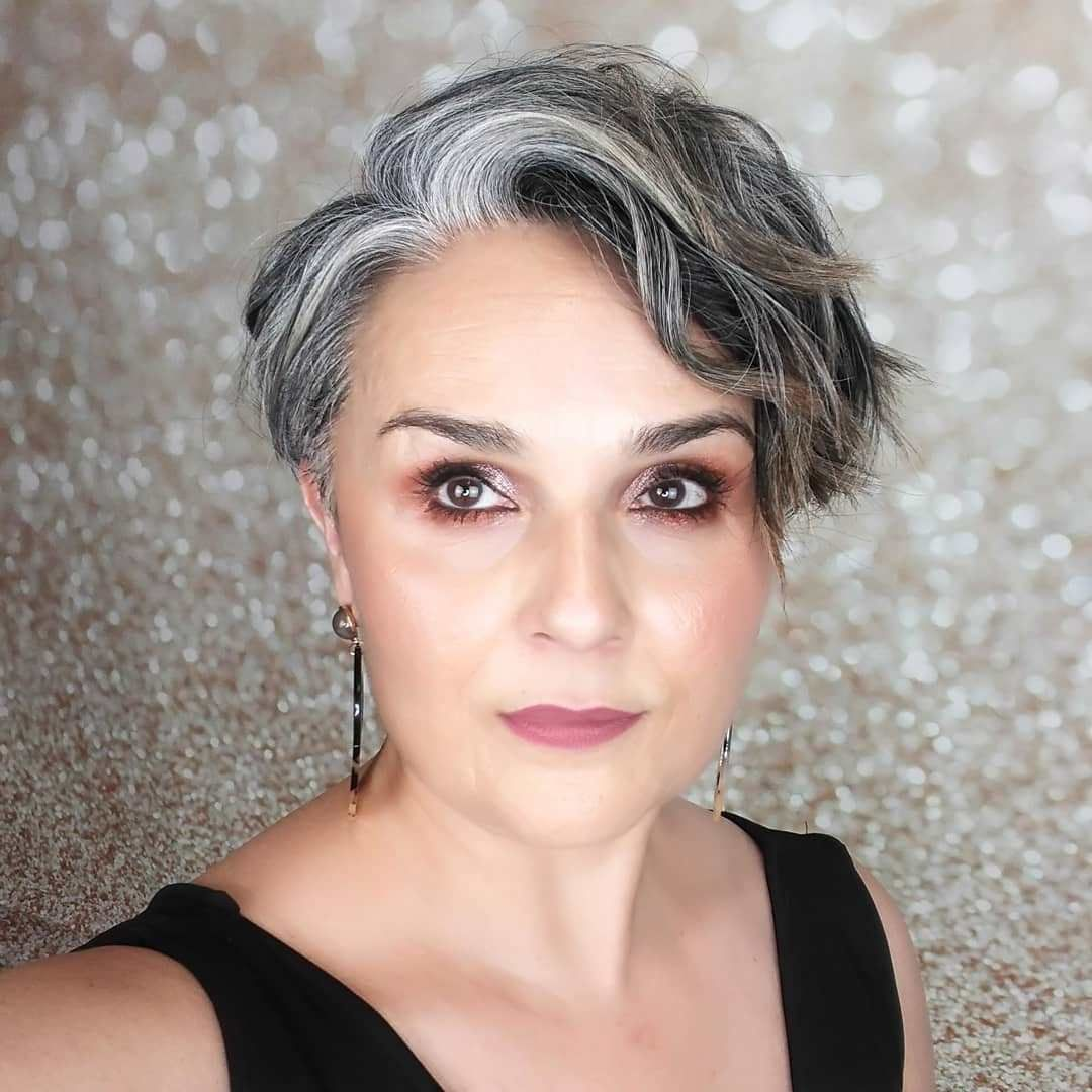 65 Pixie Haircuts for Women Over 60 (Updated 2021) 89fe4776d5b3b07e7790d4a1a39105da