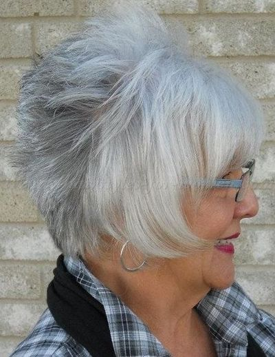 12 Best Wedge Haircuts for Women over 60 (Updated 2021) 90fdba69ebe43b51202d9ca057fec38b