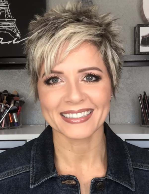 65 Pixie Haircuts for Women Over 60 (Updated 2021) 9eda28da04ed62aa4922d4c90750a0ba