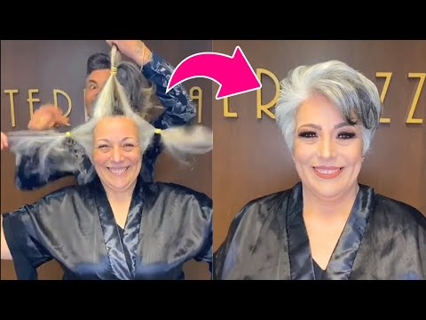 Youthful hairstyles for over 50 women