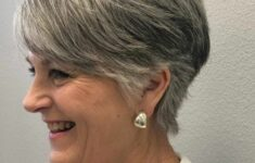 99 Cute Short Haircuts for Women Over 50 (Updated 2021) c4bf40249ced95c33fe0cc50866c2c4f-235x150