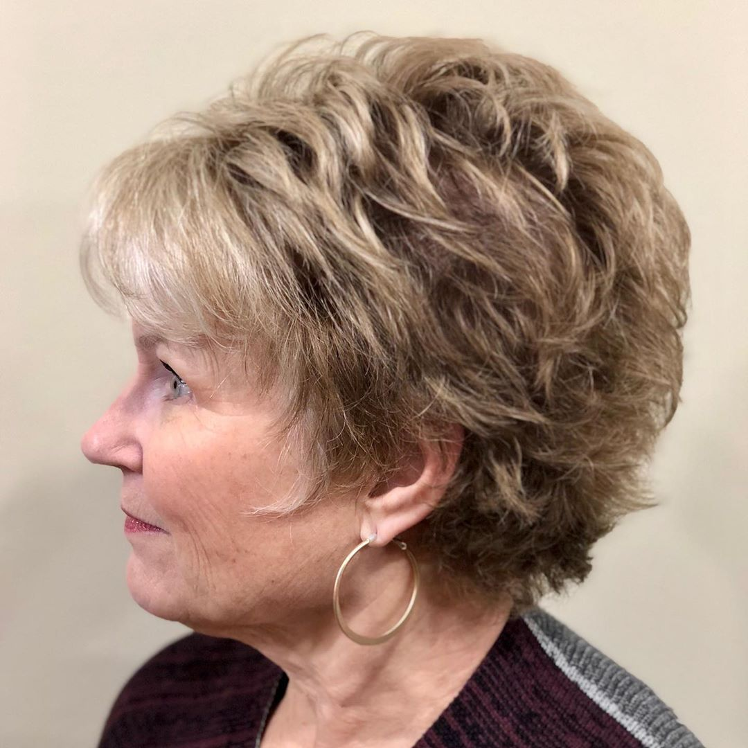 12 Best Wedge Haircuts for Women over 60 (Updated 2021) d098a90725da8d64658968378a8e7b7f
