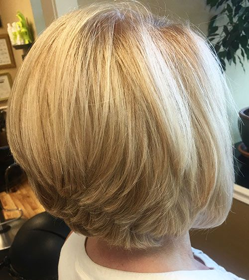 12 Best Wedge Haircuts for Women over 60 (Updated 2021) fa1d549d5b4a32797385970ac2d8d027