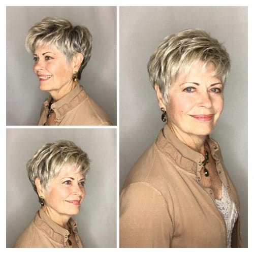 12 Best Wedge Haircuts for Women over 60 (Updated 2021) fadaaaed7da944604c69d68d80e25cd7
