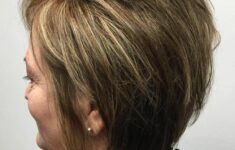 99 Cute Short Haircuts for Women Over 50 (Updated 2021) fe6bb3c0f60742fb904c321b4eef9144-235x150