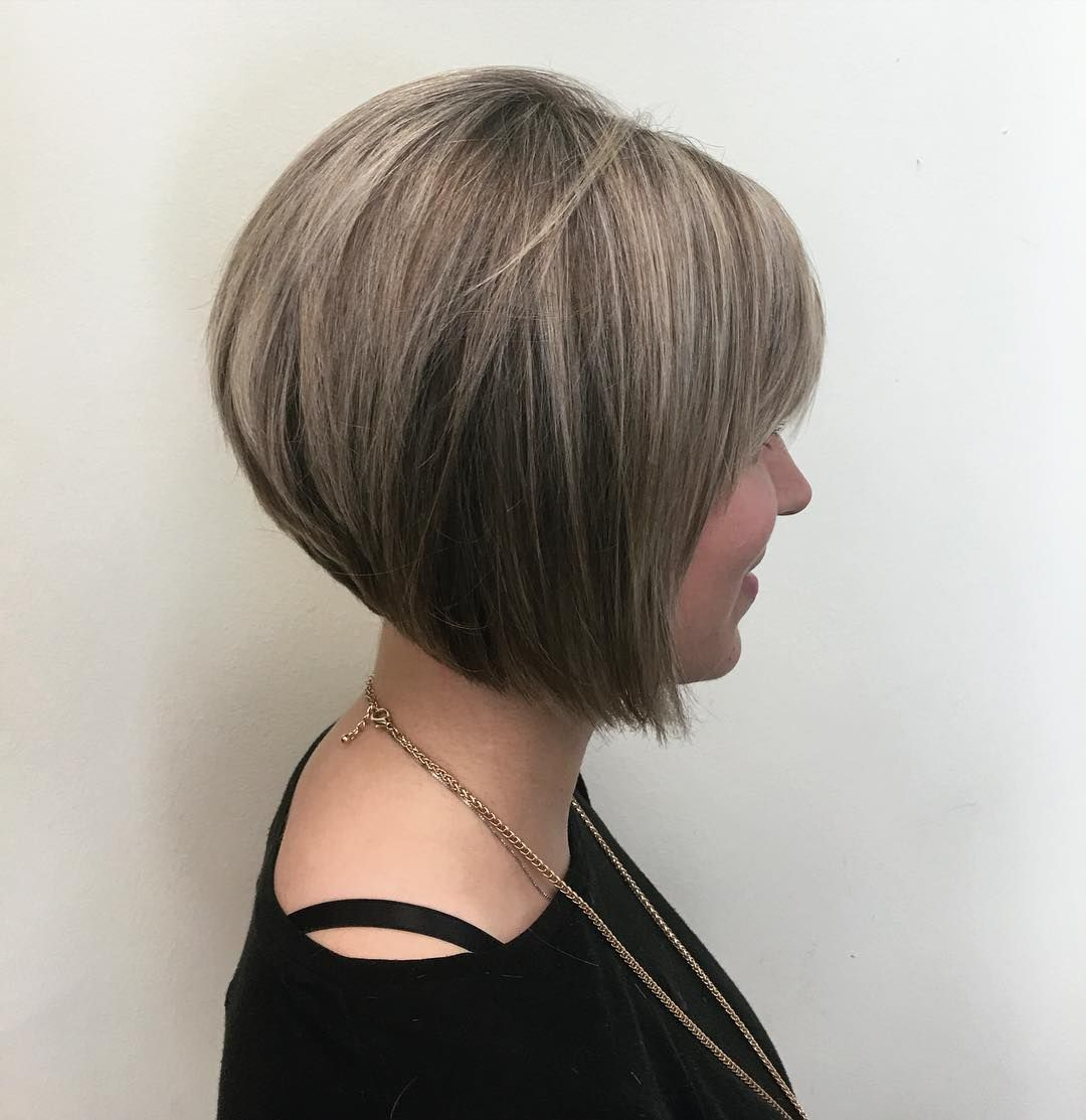 100 Short Haircut Styles for Over 60 Women in 2021 08e7f08c8f3480a9f6c6a2282d8c8691