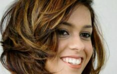 11 Types of Short Wavy Hairstyles for Women Over 50 (Updated 2021) 0dbba61a054e770a71f6a37046486ad8-235x150