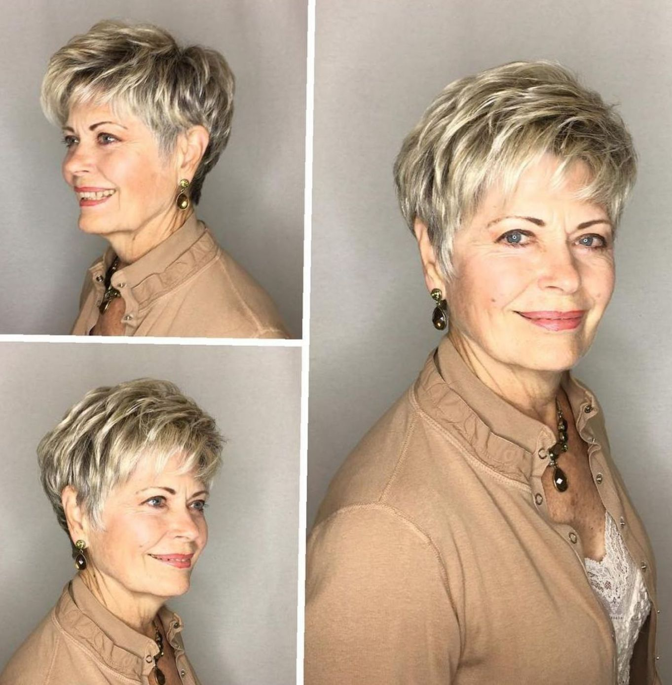 100 Short Haircut Styles for Over 60 Women in 2021 0dbdf68617bd00d00198c0939b2d0962