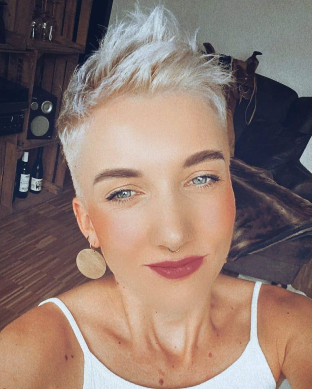 40 Pretty Short Hairstyles for Women Over 50 with Thin Hair (Update 2021) 11dbb562f1632d1cce7389a0aab5743d
