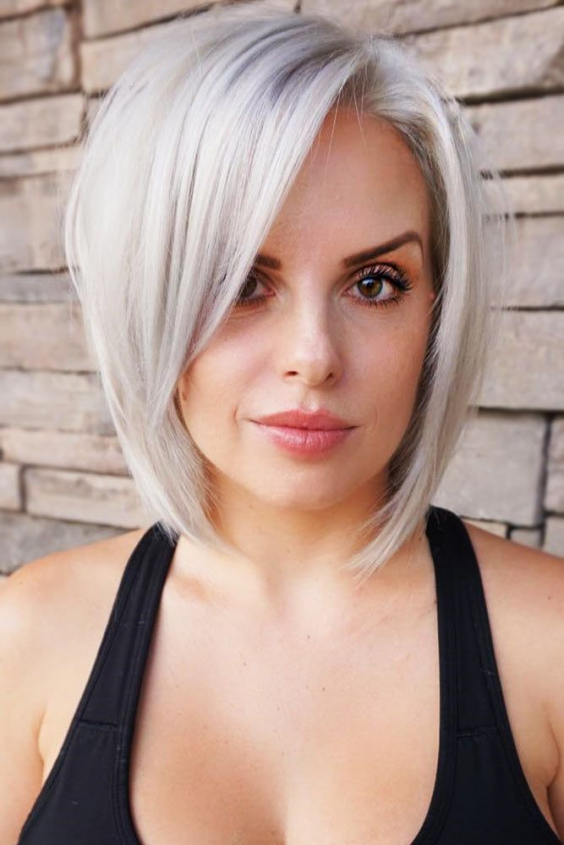 50+ Attractive Short Hairstyles for Women Over 60 (Updated 2021) 152e877728e3a0d9b6dd9bef9ea97650