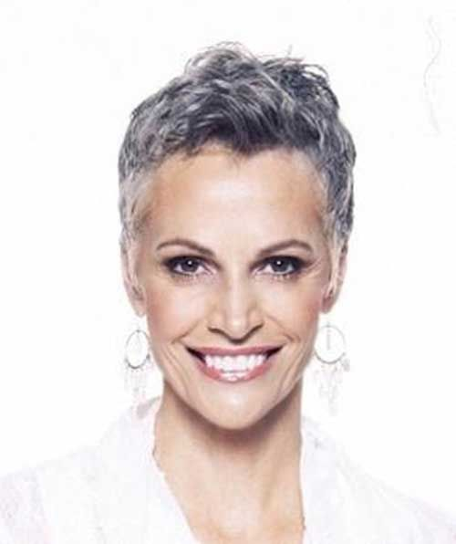 100 Short Haircut Styles for Over 60 Women in 2021 15af4f521947f9ae5eaa2af8f91543be