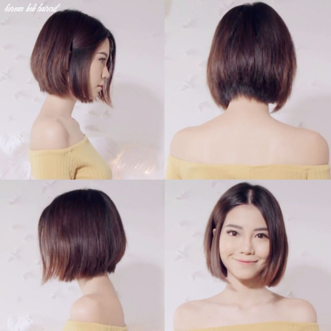 26 Gorgeous Short Hairstyles of Asian Women (Updated 2021) 160731cadb3dc3f018bc56aa5aaf8638