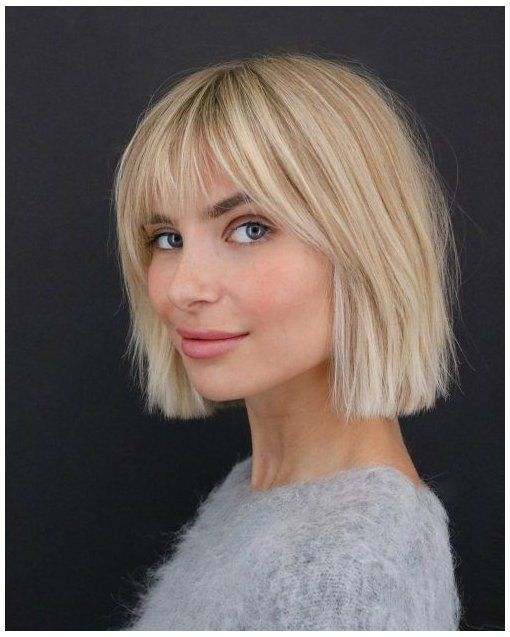 50+ Attractive Short Hairstyles for Women Over 60 (Updated 2021) 2496f6833cb58f4ae0bdef585999e948