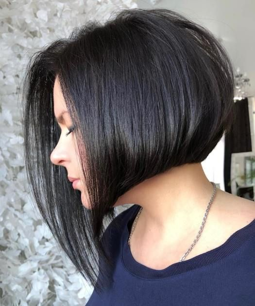 35 Flattering Bob Haircuts for Fine Hair (Updated 2021) 299fa350d90bed9c7239aede66df77a6
