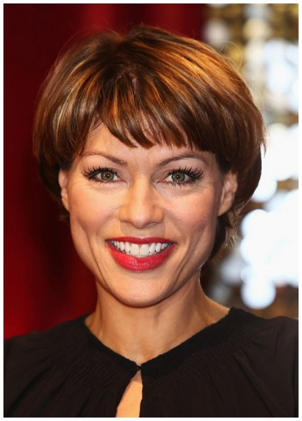 50 Cute Short Hairstyles for Women Over 60 (Updated 2021) 2acd4af5e4ceac2b4139506bd5870f24