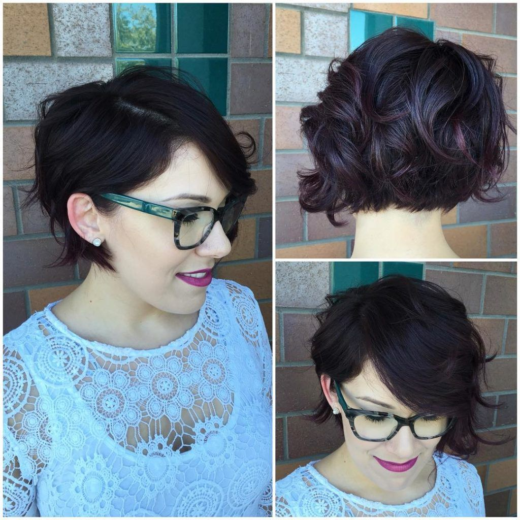 11 Types of Short Wavy Hairstyles for Women Over 50 (Updated 2021) 3cc561d6d9802f5f513416017c8ee00b