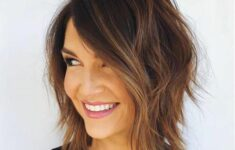 11 Types of Short Wavy Hairstyles for Women Over 50 (Updated 2021) 53691f98aca54380c74615f13fa5a606-235x150