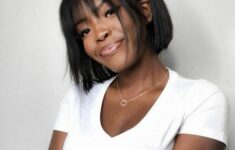 125+ Elegant Bob Hairstyles for African American Women (Updated 2021) 54ab6842c358058208d6dc4d6f236cb8-235x150