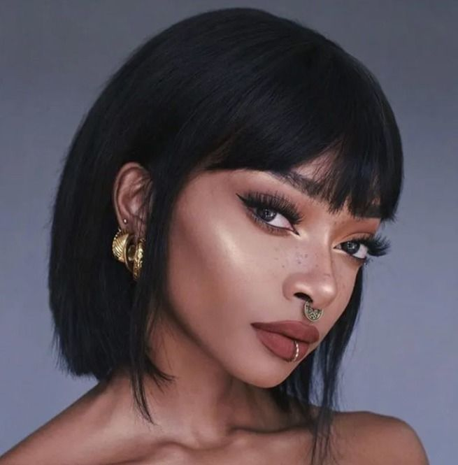 125+ Elegant Bob Hairstyles for African American Women (Updated 2021)