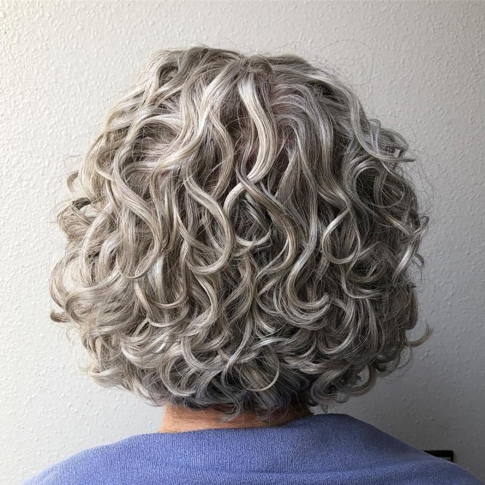 50 Cute Short Hairstyles for Women Over 60 (Updated 2021) 611a351bb56a1dc4a8fe808e0947b29c