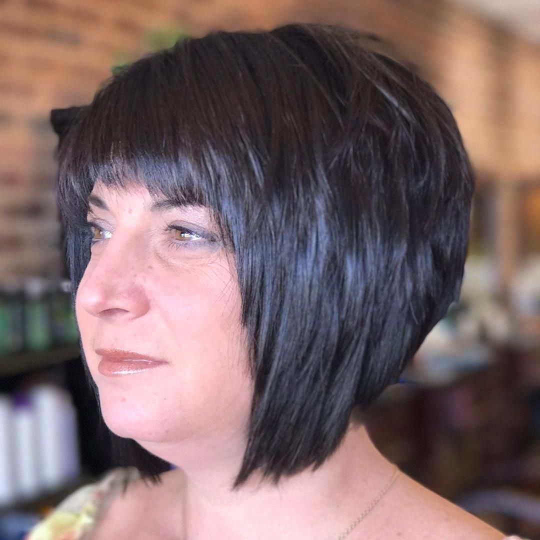 100 Short Haircut Styles for Over 60 Women in 2021 66cdfabd78ba00c1d70202536cf9800a