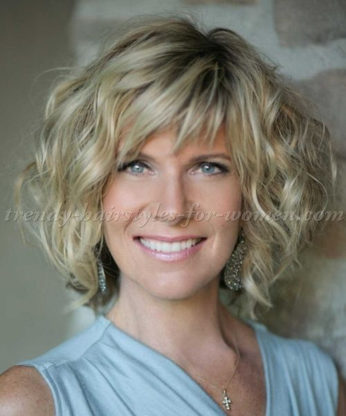 50 Cute Short Hairstyles for Women Over 60 (Updated 2021) 66dde11b7bddfbd53ed9879c05df0230