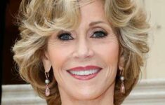 11 Types of Short Wavy Hairstyles for Women Over 50 (Updated 2021) 707327d1931875d4d49e2d7f691a0529-235x150