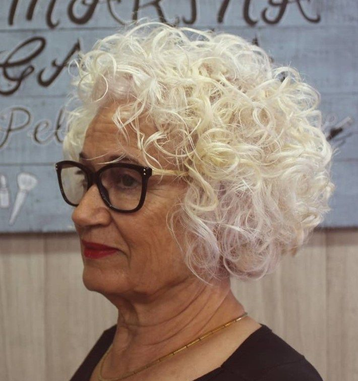 50 Cute Short Hairstyles for Women Over 60 (Updated 2021) 752437071224cf8f6aff5b39fa1f1a59-1
