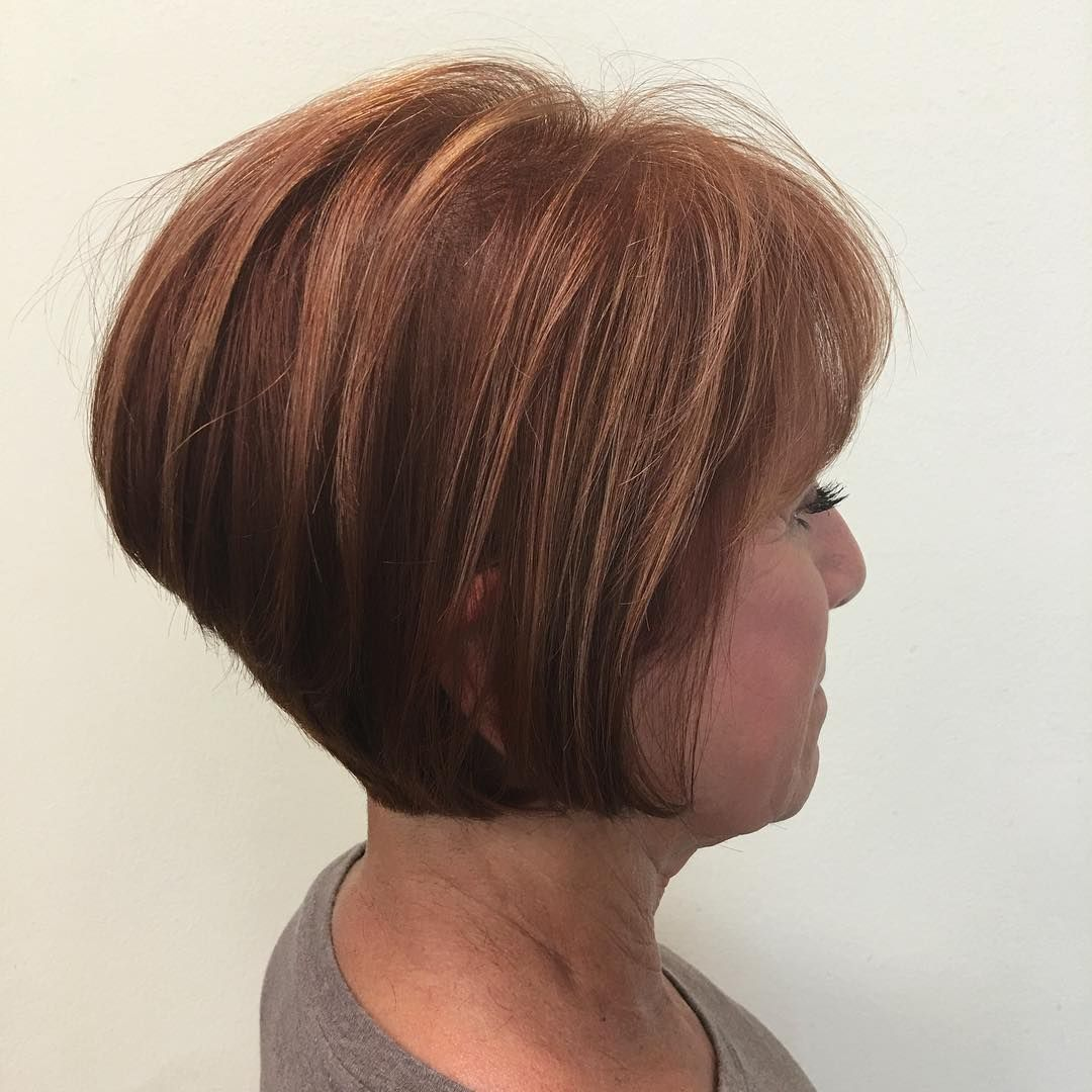 100 Short Haircut Styles for Over 60 Women in 2021 786d567487a5ecd56a83b36576585ce3