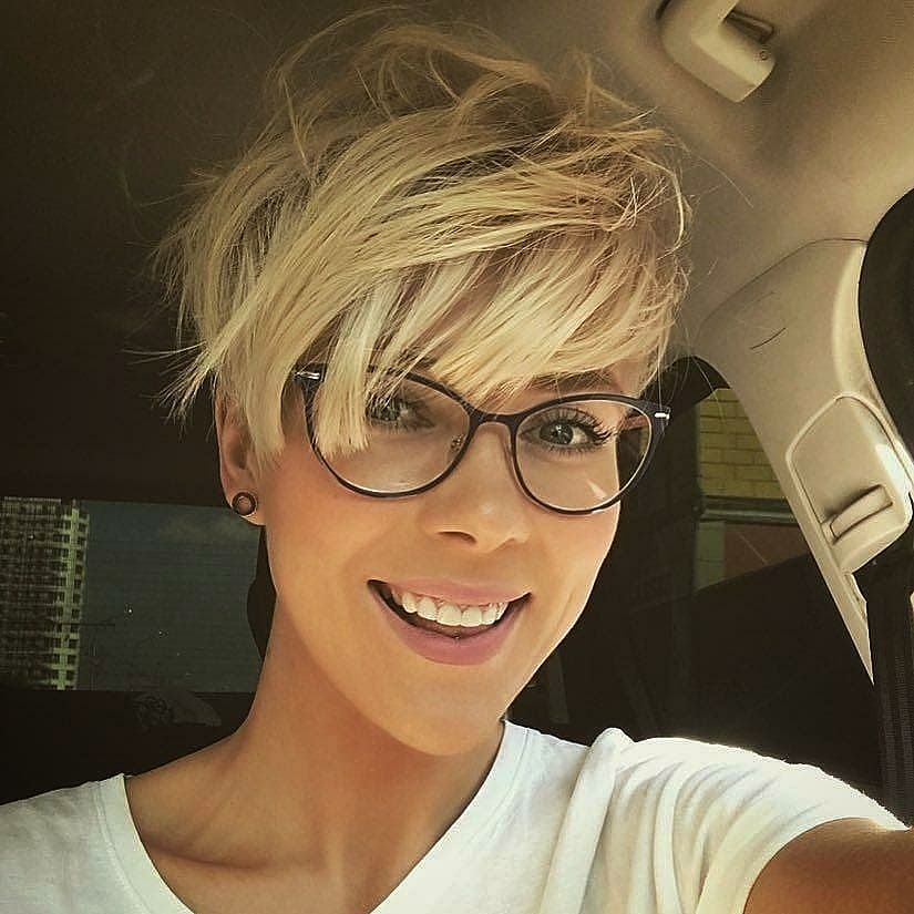 50 Cute Short Hairstyles for Women Over 60 (Updated 2021) 910aae5263b6992c6273834fdb77b830
