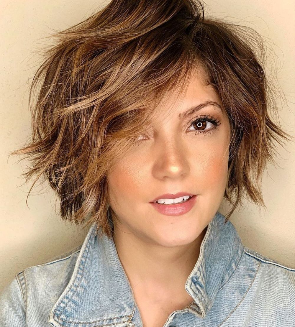 100 Short Haircut Styles for Over 60 Women in 2021 919f15080ee2870a823bee0d5aaa7b7e