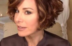 11 Types of Short Wavy Hairstyles for Women Over 50 (Updated 2021) 94a2e8b66958dcf0f44eeff5d5e6b771-235x150