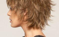 11 Types of Short Wavy Hairstyles for Women Over 50 (Updated 2021) 977ae27d44db4e667b2ad1342a418c1c-235x150