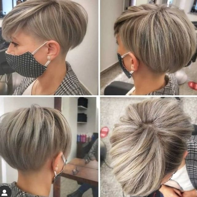 40 Professional Short Haircuts for Women Over 60 (Updated 2021) a95b8bfa5018598c491b6a9915590956