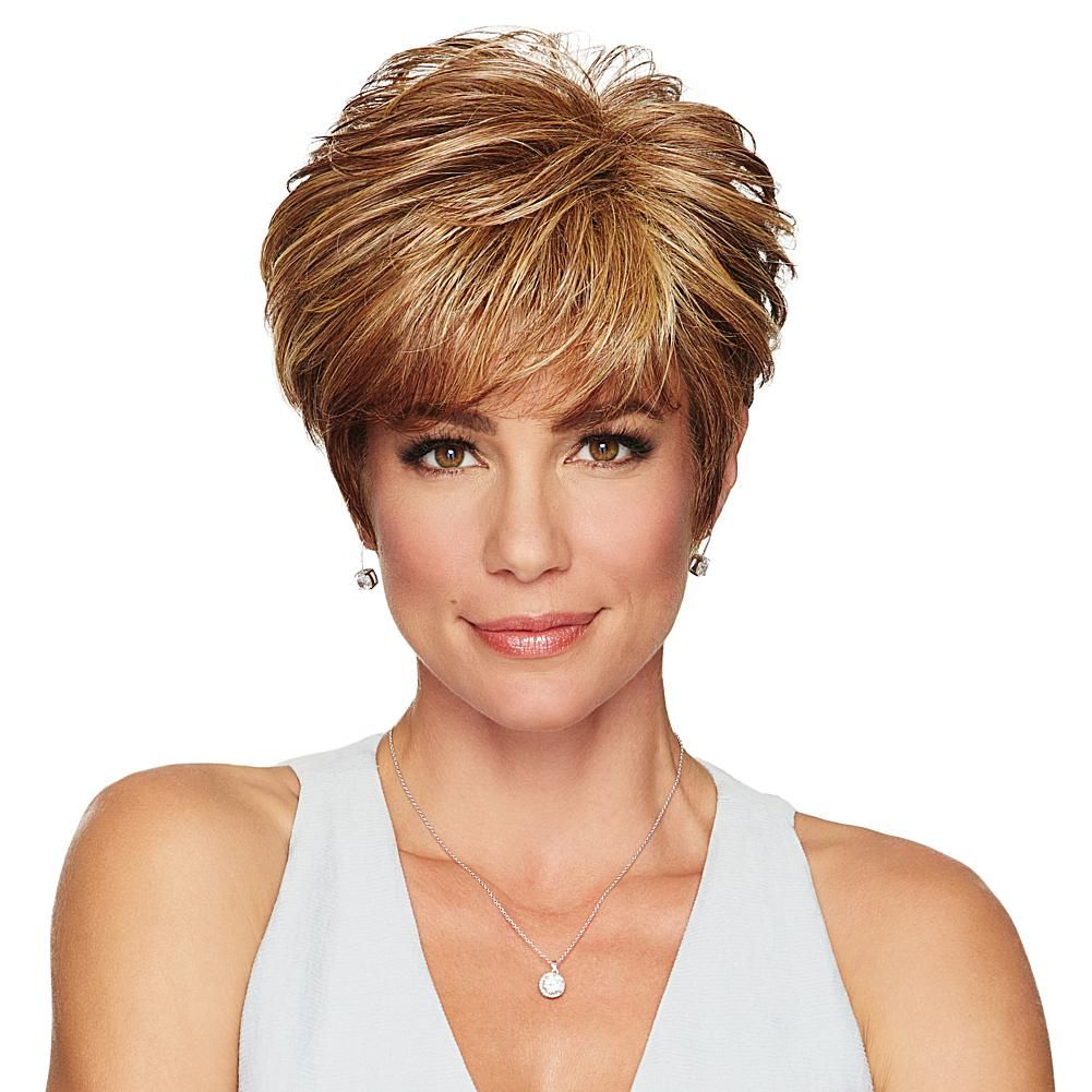 100 Short Haircut Styles for Over 60 Women in 2021 ab4f14c76a131382c7984442bc88cab3