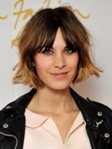 10 Fresh Looking Short Haircuts with Bangs for Older Women (Updated 2021) b80bed34ee34c71c1b75fbeabca22c14