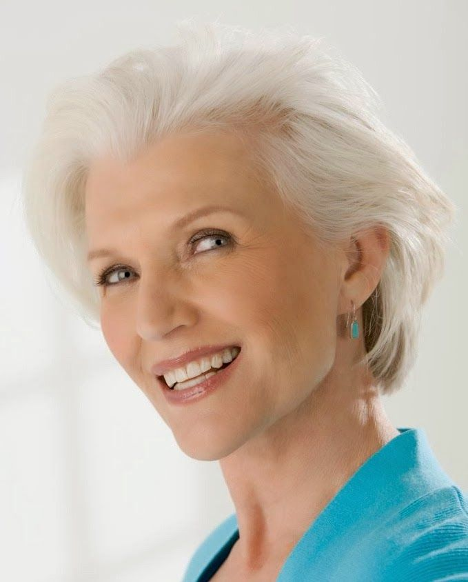 40 Professional Short Haircuts for Women Over 60 (Updated 2021) b8835522c215443691ba1d68b6412647